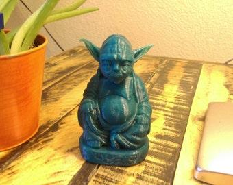 Yoda Buddha (3D Printed)