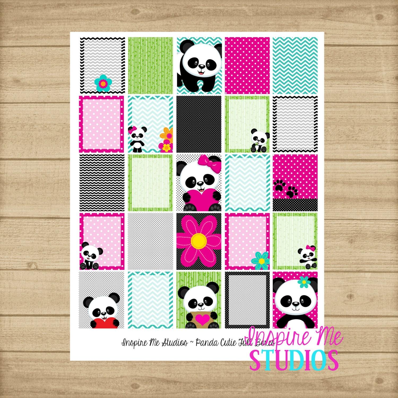 It is a photo of Effortless Panda Planner Pdf
