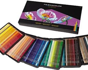 150 Prismacolor Premier Colored Pencils | Prismacolor Pencils, Gifts For Artists, Colored Pencil Set, Color Pencils, Artist Gifts, Coloring