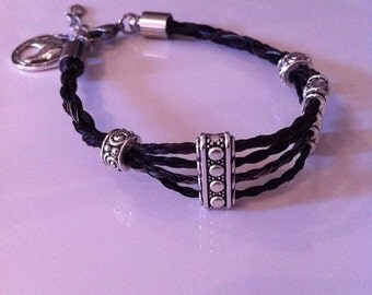 Horsehair bracelets * new model * made to order