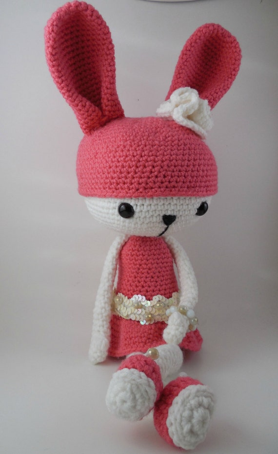 Amigurumi Glasses : Amelia Amigurumi Doll Crochet Pattern by CarmenRent on Etsy