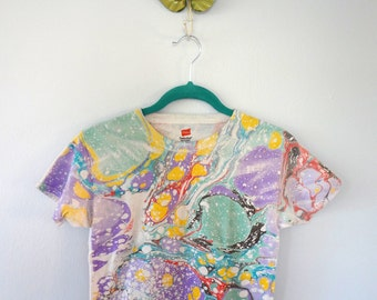 Marbled Child's Tee
