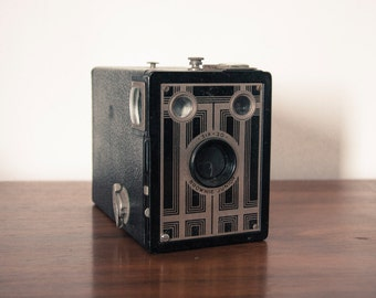 Vintage Kodak Brownie Junior Six-20 camera