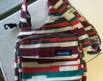 "Rainbow ""KAVU"" Brand Bike Bag"
