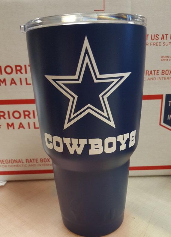 Dallas Cowboys Yeti Or Ozark Rambler