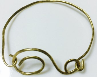 Curve_Forged Bracelet