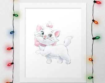 "Shop ""marie aristocats"" in Art & Collectibles"
