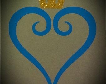 Kingdom Hearts Decal