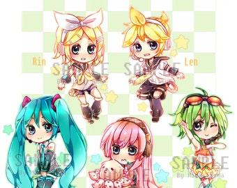 SALE - Vocaloid Charms