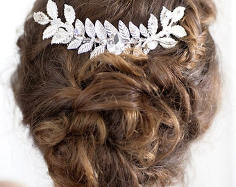 Hair Accessory Decorative Hair Comb Bridal Hairpiece, Wedding Hair Accessory, Hair Comb, Headpiece, bridal Crown, Luxury accessories wedding