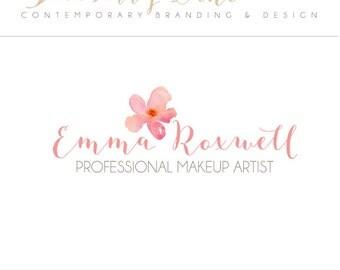Custom Branding Package - Makeup Artist - Custom Logo Design - Business Logo - Custom Branding