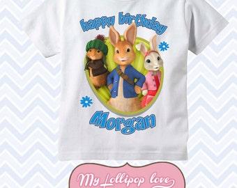 Peter Rabbit Birthday Shirt