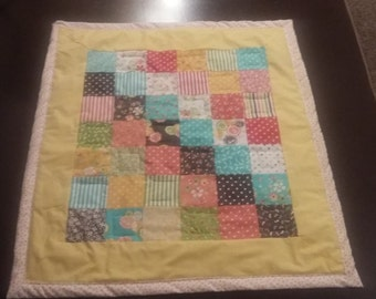 Bright Baby/Lap Quilt