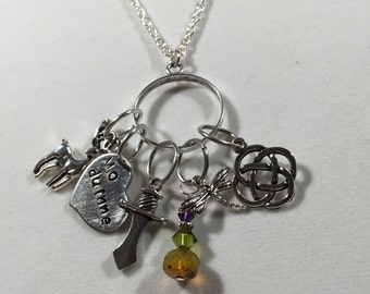 Outlander Charm Necklace