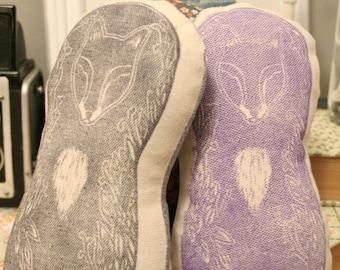 Brother Fox-Handmade Fabric Doll