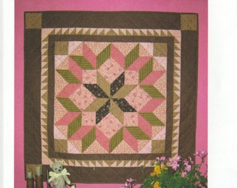 Carpenter's Wheel Pattern by Marti Michell
