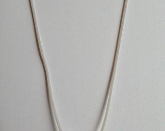 Customizable pendants necklace