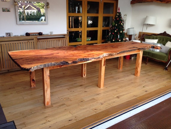 Beautiful huge Yew dining table with raw edges : il570xN1001539725s9g6 from www.etsy.com size 570 x 428 jpeg 72kB