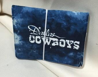 Dallas Cowboys Credit Card/Business Card Holder/Wallet