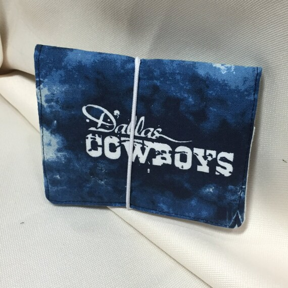 Dallas Cowboys Credit Card Business Card by MommyMaryCrafts