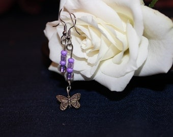 Lupus Earrings