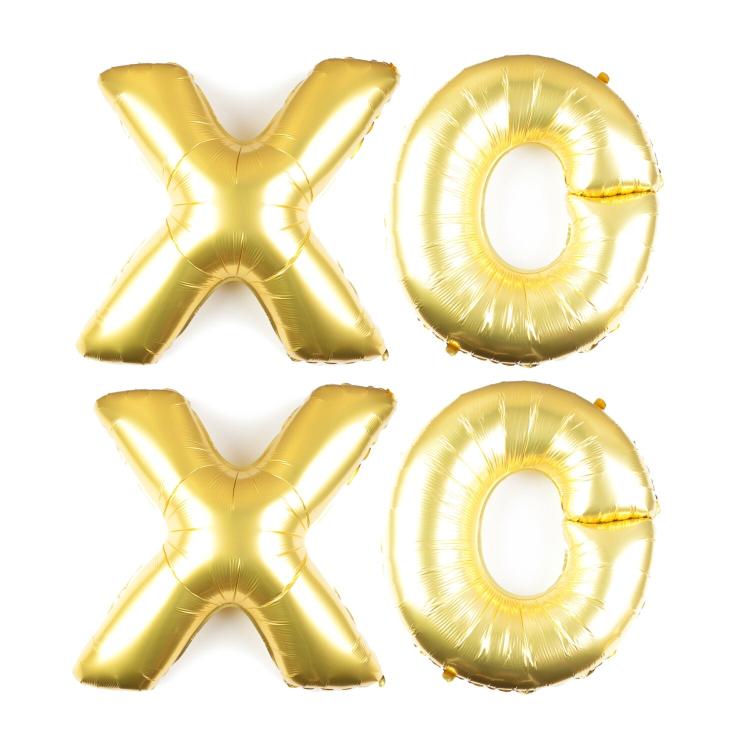 big balloon letters xoxo balloons large gold letters 40 inch wedding 20604 | il fullxfull.924604845 7ash