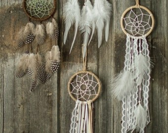 Protective dream catchers