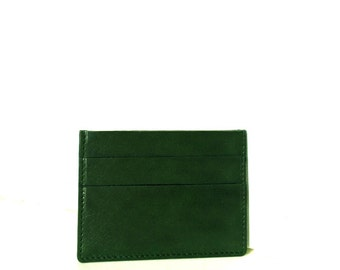 Emerald Slim Card Case