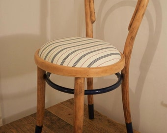 Bentwood Chair (refurbished with padded seat)