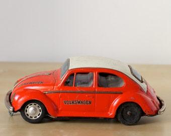 Volkswagen Beetle Tin toy