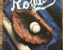 1984 Kansas City Royals Yearbook Magazine