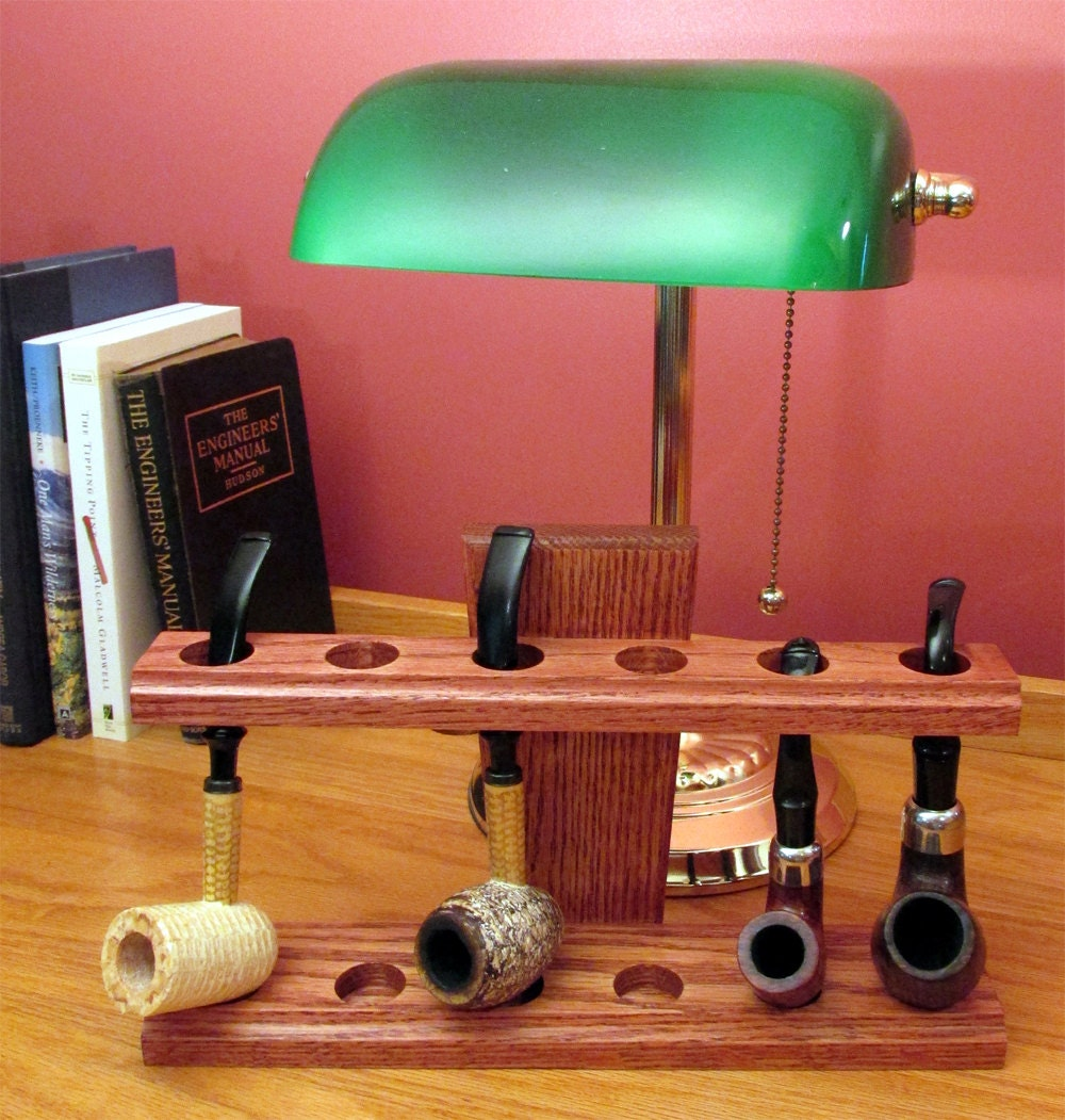 Craftsman Style Smoking Pipe Rack Plans Build Your Own
