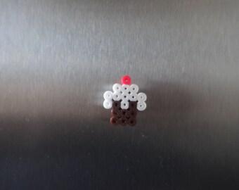 cupcake magnet Hama