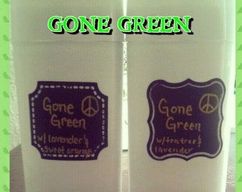 GONE GREEN All Natural Deodorant