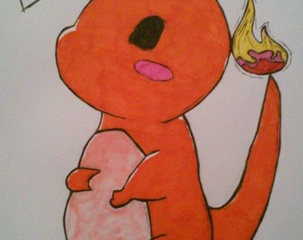 Charmander Color