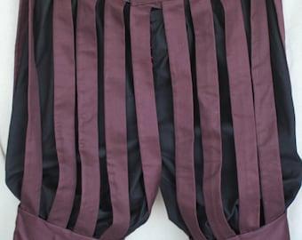 Medieval noble Pants,  Rustic Pants, Men's Renaissance Pants, Victorian  Pants,  Brown Pants