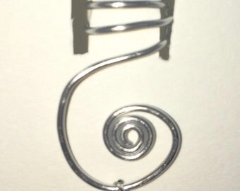 Adjustable cuff with bead