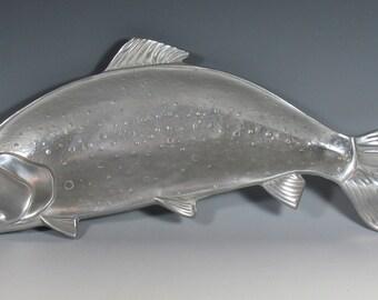 Bruce Fox Aluminum Fish Tray