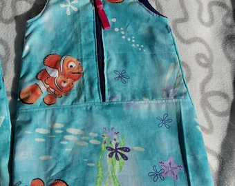 "Doll Snuggy Sack ""Finding Nemo"""