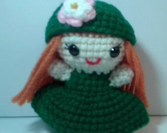 Crochet doll, Amigurumi doll