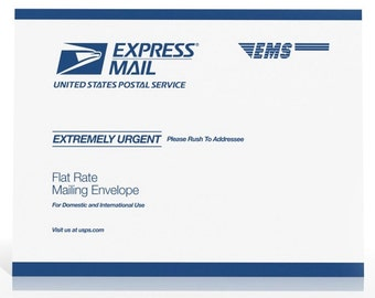 Express Mail Upgrade Option