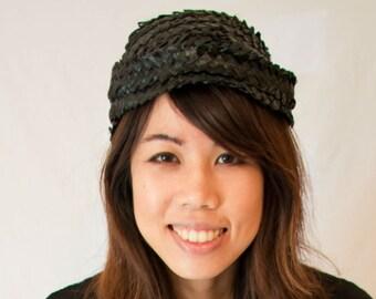 Black Vintage Hat