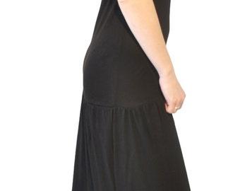 Summer dress/ Spaghetti strap dress/ Sleeveless long summer dress