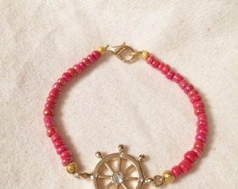 Beach Bracelet, Summer Bracelet, Beach Jewelry