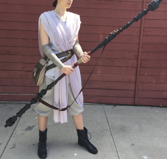 Star wars rey costume cosplay complete outfit by theconshop