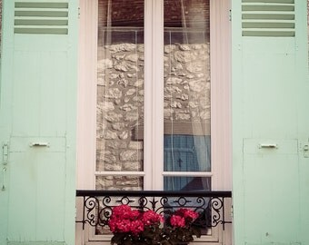 France Photography, Travel Photography, Shabby Chic Wall Art