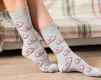 Donuts Socks