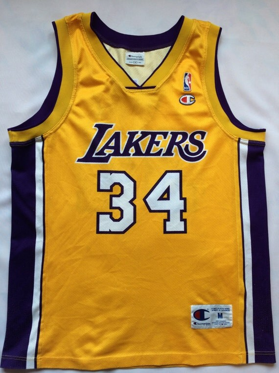 shaquille o neal jersey eBay