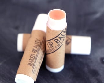 Shea and Avocado Lip Balm