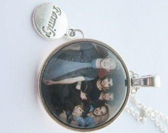 One direction Necklace - One Direction Jewelry